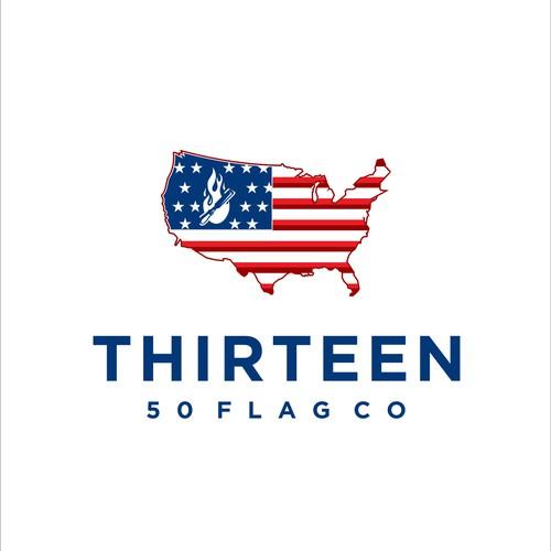 THIRTEEN 50 FLAG CO