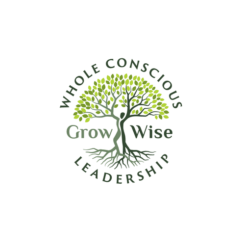 Logo for grow wise