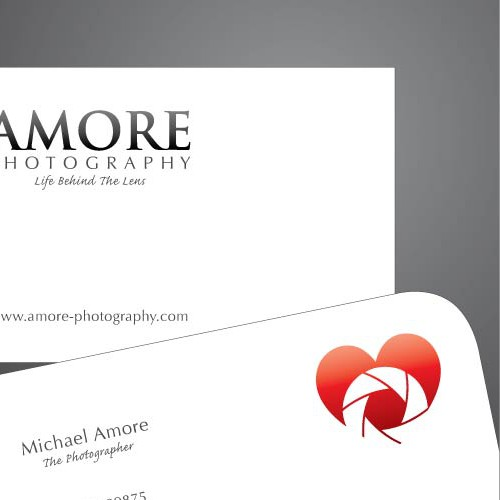 Delight Photography needs a new logo and business card