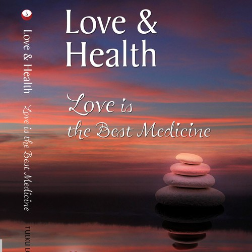 Book cover design -Love & Health
