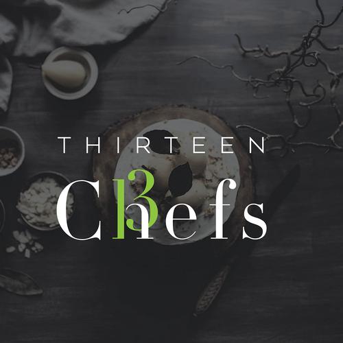 Food Product Logo Design