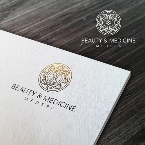 Beauty & Medicine Medspa logo