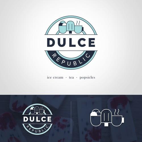 Logo Design for Ice Cream Parlour