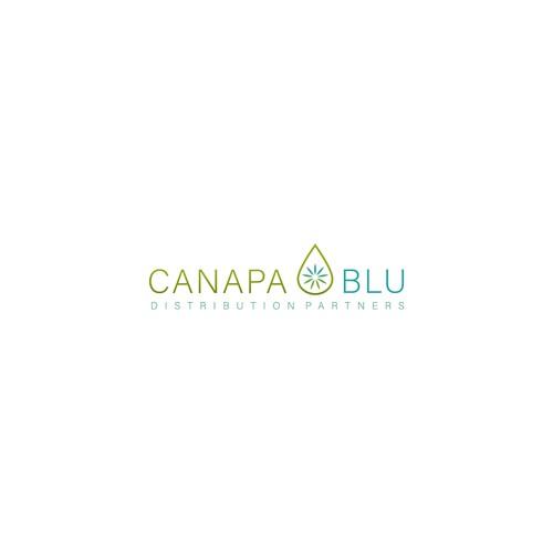 CANAPA BLU
