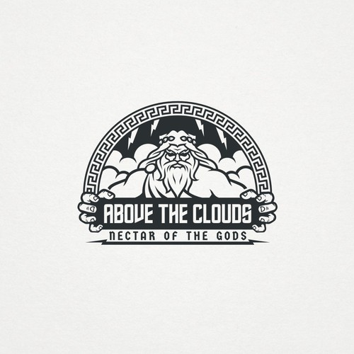 logo for Above The Clouds