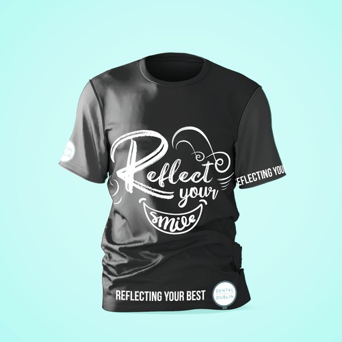 TSHIRT Reflect your smile