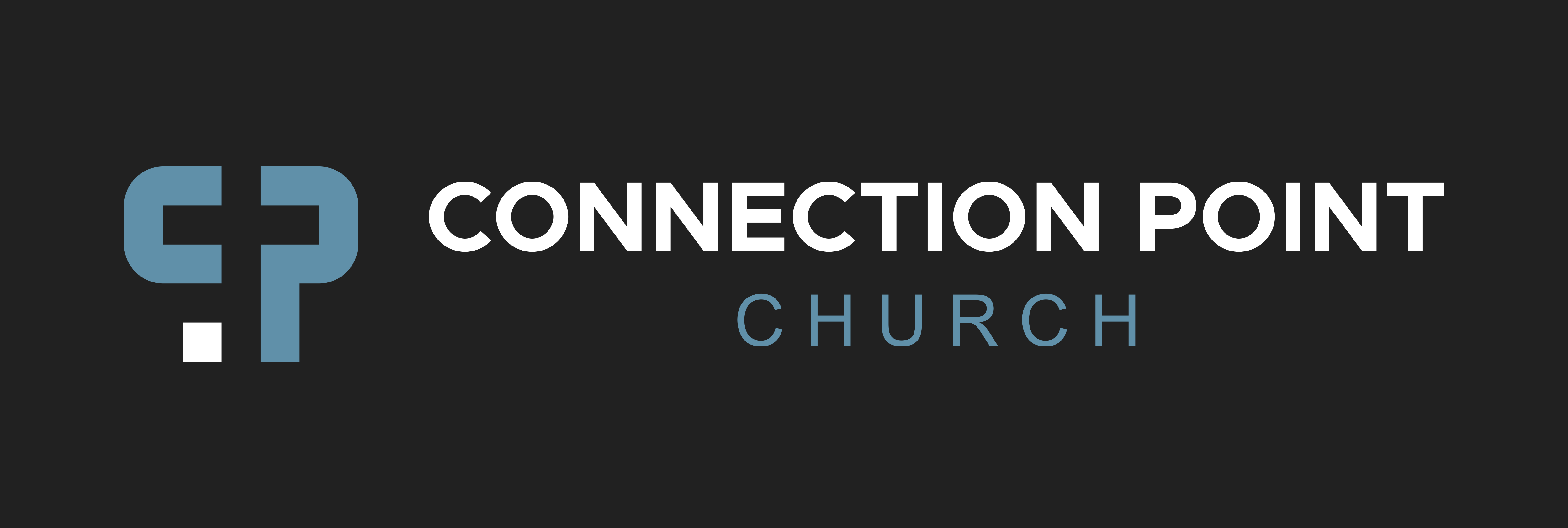 Design a logo for the brand-new Connection Point Church