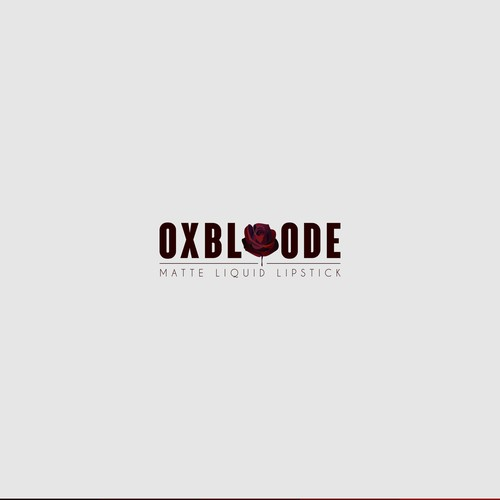 Bold Logo for Oxbloode