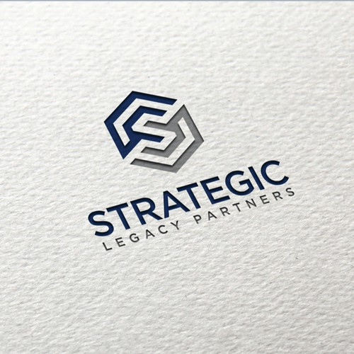 Strategic Legacy Partners Logo.
