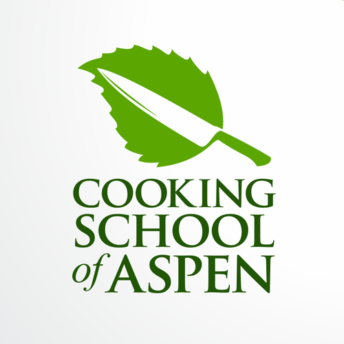 Help Cooking School of Aspen with a new logo