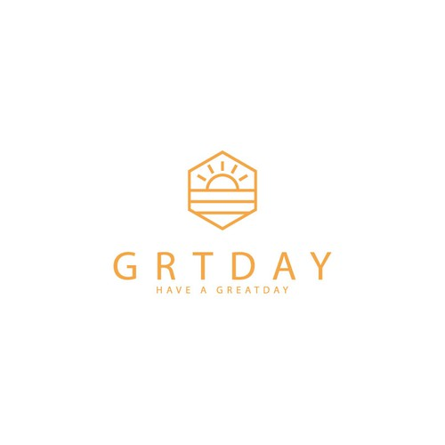 Bold logo concept for ''GREATDAY'' company