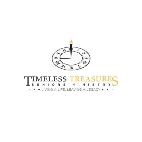 """Logo for """"Timeless Treasures"""""""