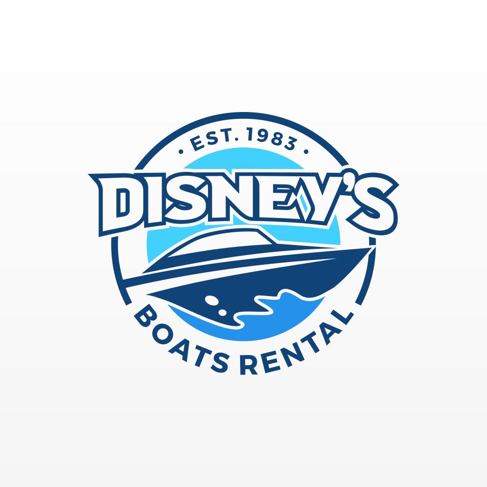 Create a captivating new logo for boat rental company