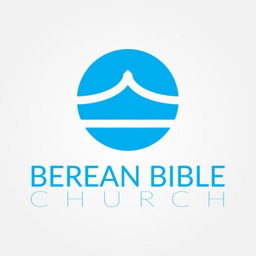 abtract logo for modern church