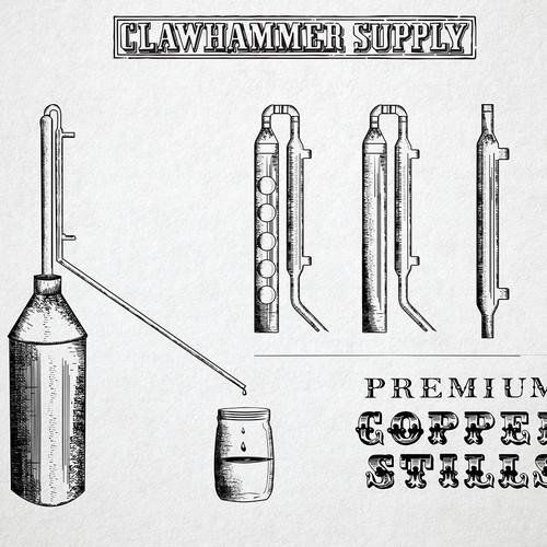Create Moonshine Still Diagram