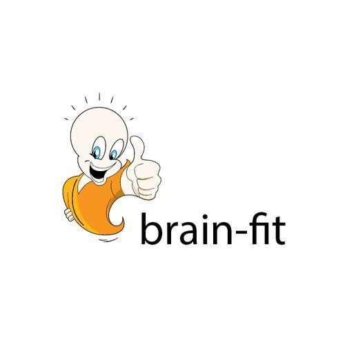 Brain fit logo