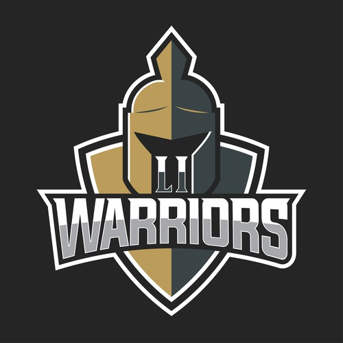 Li Warriors logo design