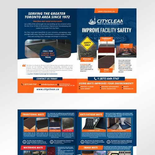 Brochure for CityClean