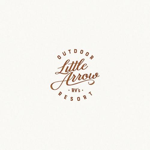 Logo for little arrow