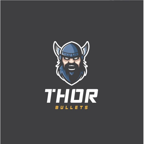 Logo for Thor Bullets