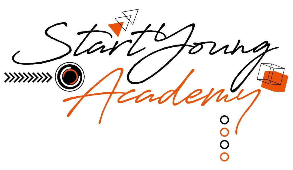 Urban style for young entrepreneurs : StartYoung Academy T-shirt