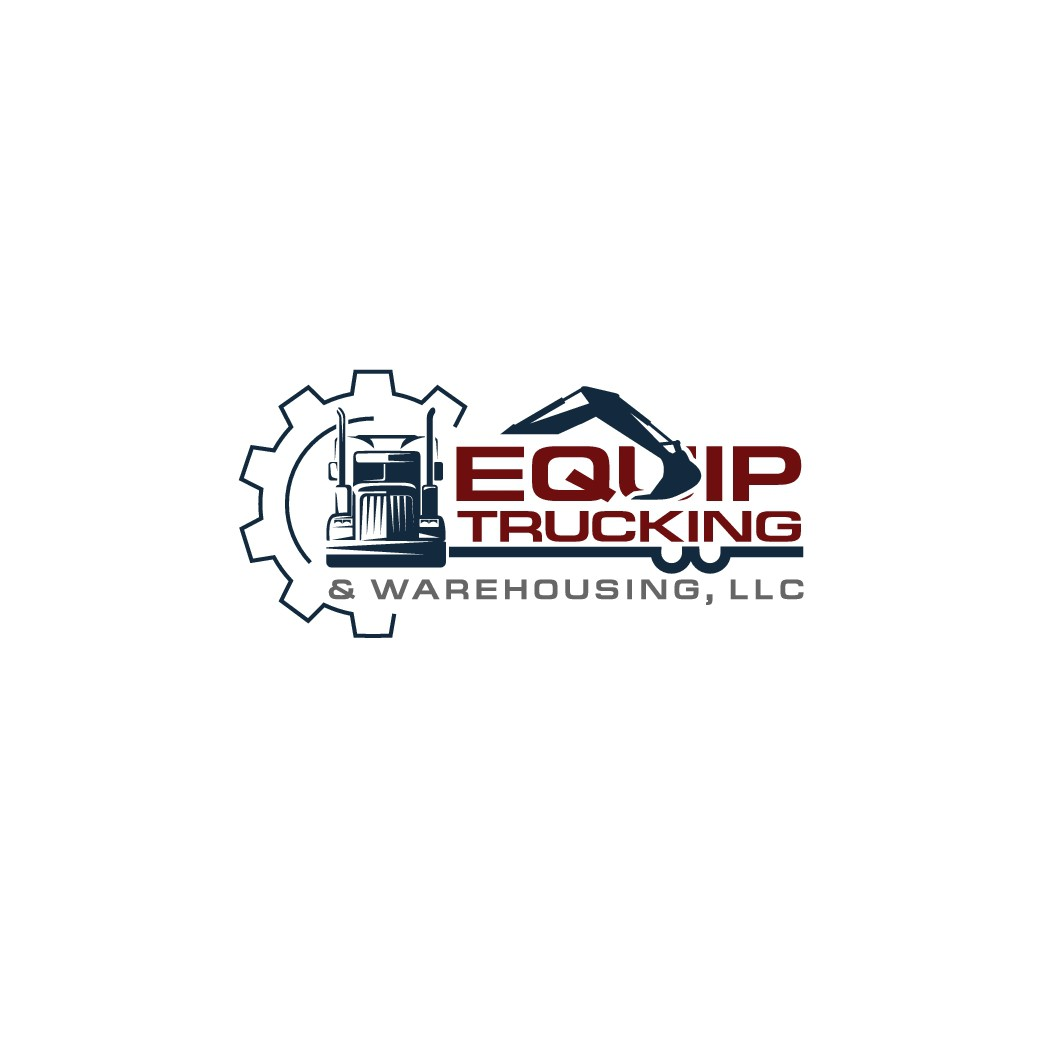 Equip Trucking &Warehousing LLC is about to get underway and we need a logo. We're using open trailers, not box truck