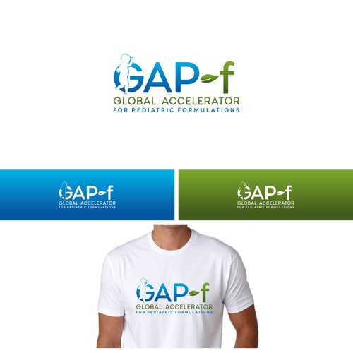 logo concept for GAP-F