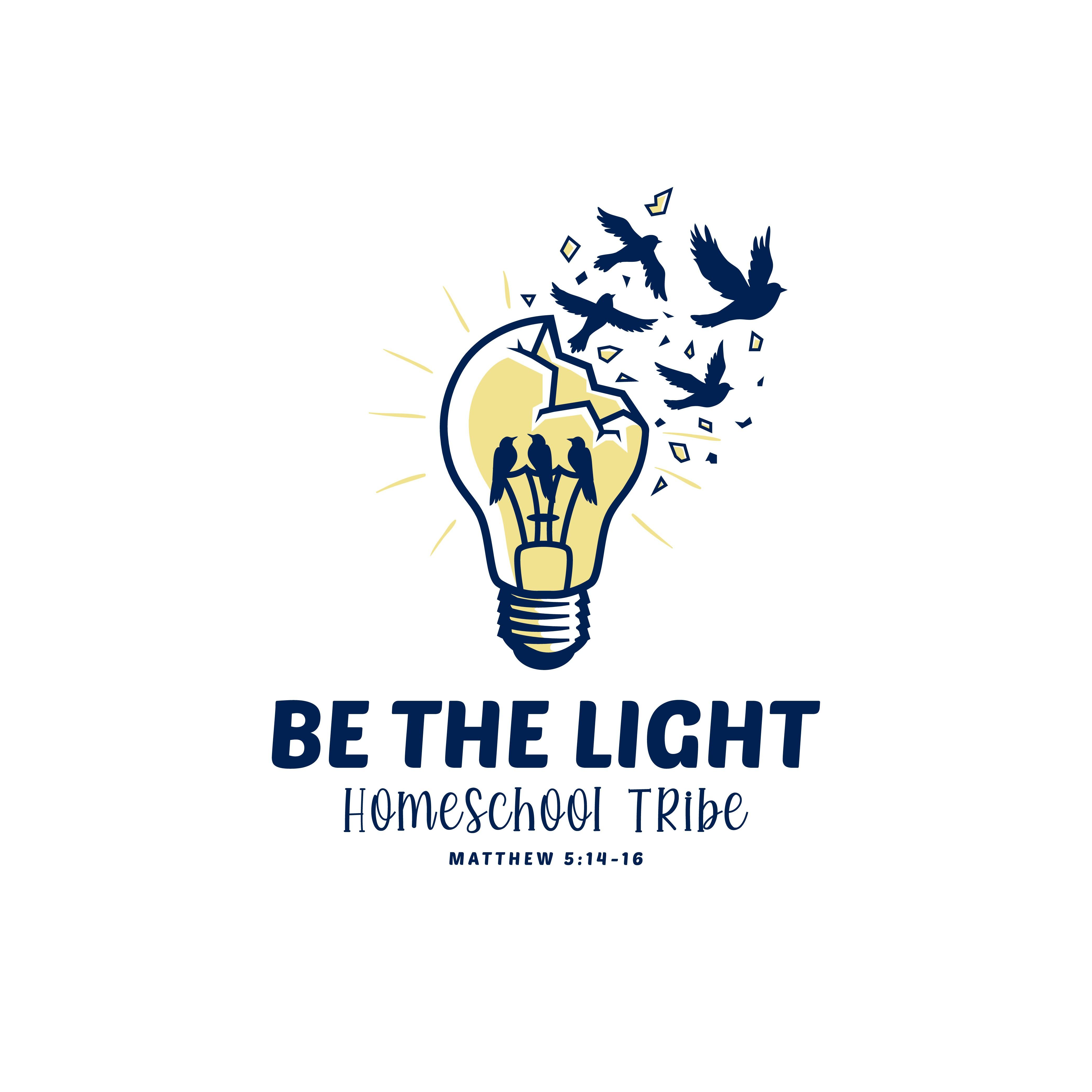 Be the Light- Homeschool Tribe