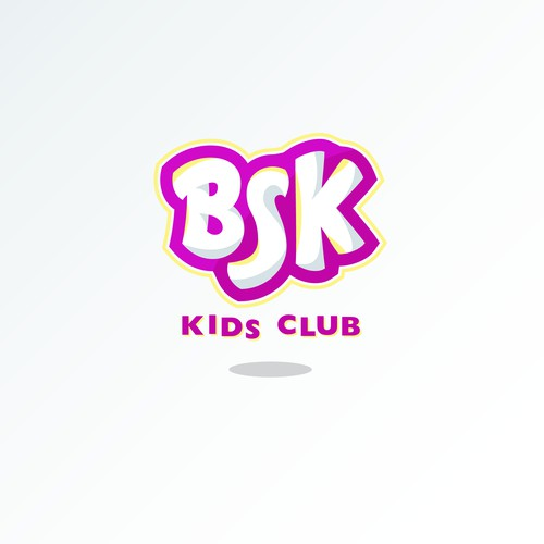 Logo for a kids club in Norway