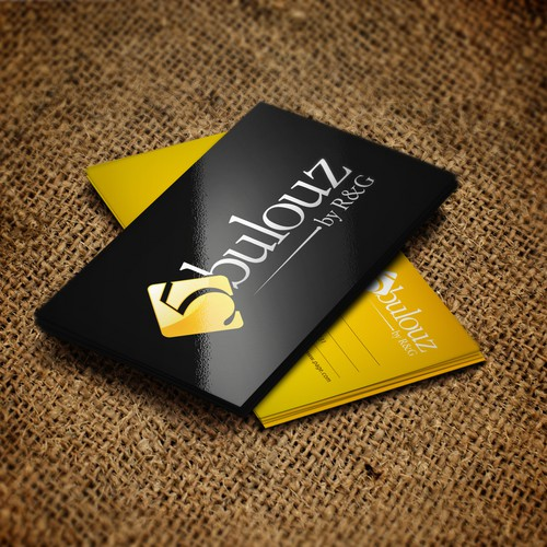 5bulouz Fashion Business Card