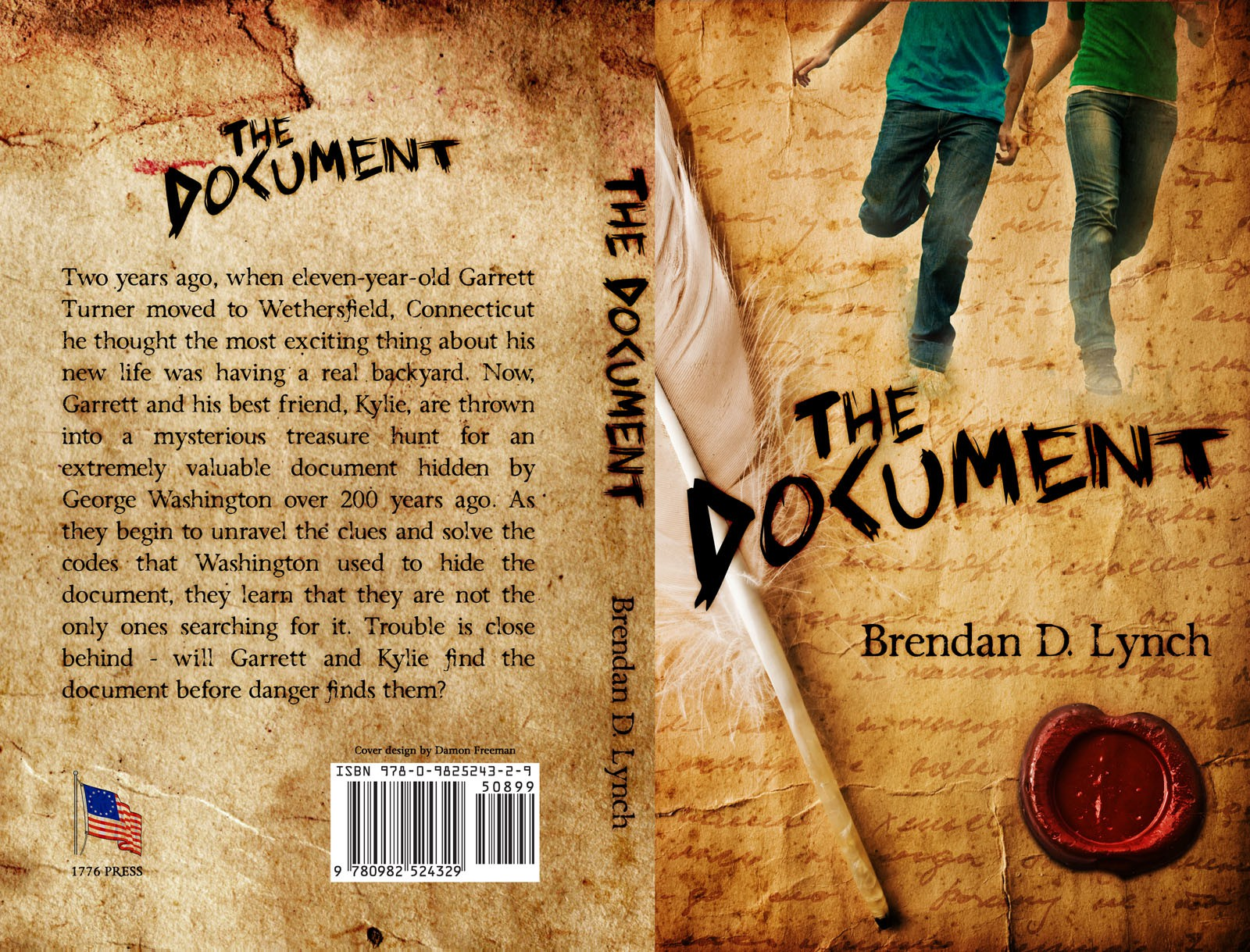 Book Cover needed for Middle Grades Mystery/Adventure novel
