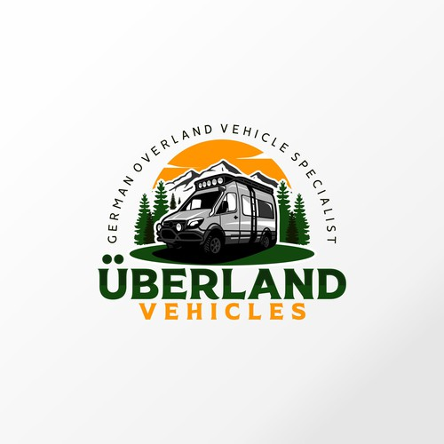 Logo Überland Vehicles