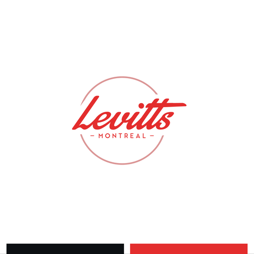 Levitts Logo Design