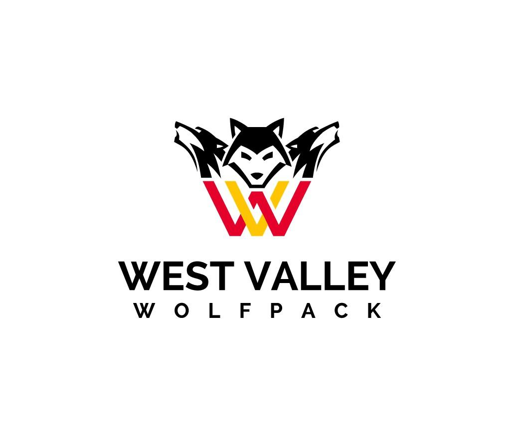Design a High School logo for the Fairbanks, Alaska West Valley Wolfpack
