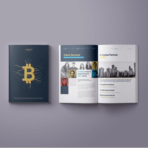 Bi fold booklet