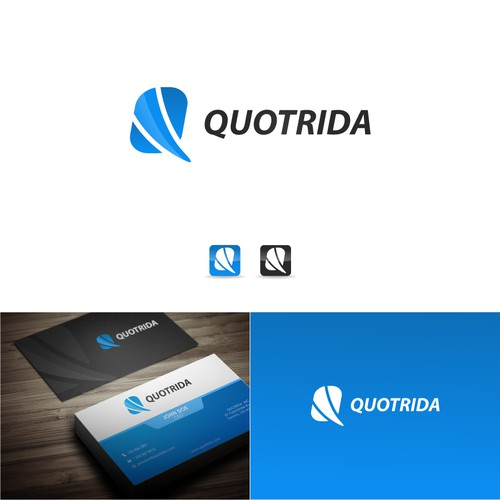 Lettermark logo for Quotrida