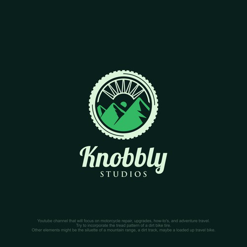 Knobbly Studios Logo