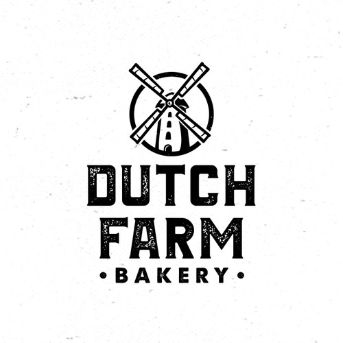 Logo for Dutch Farm Bakery.
