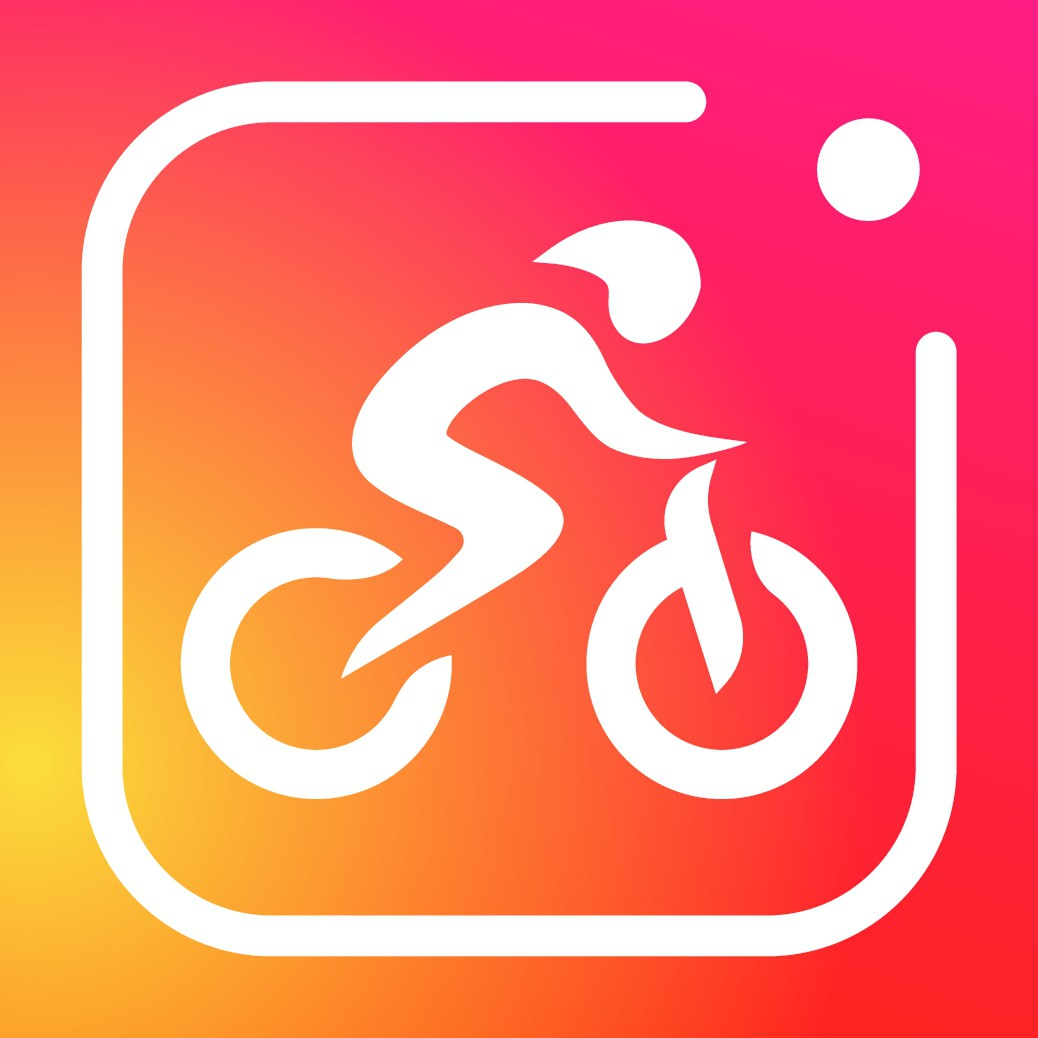Vector Icon for cycling related iOS app