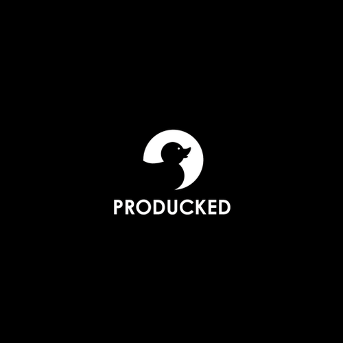 logo and business card for Producked