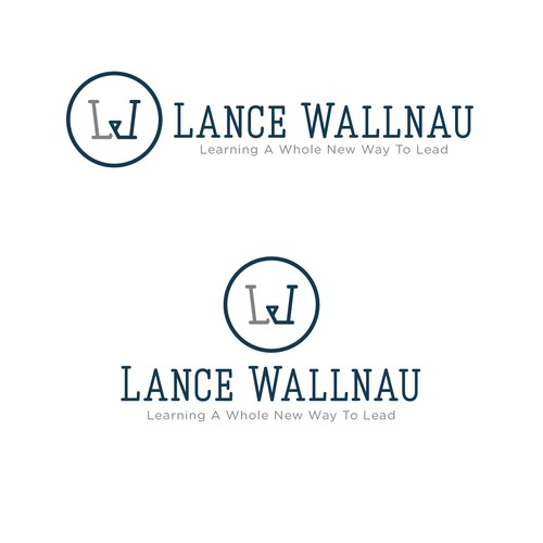 Lance Wallnau needs a new logo