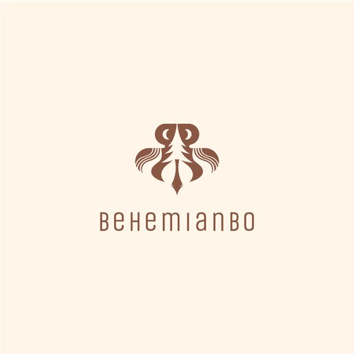 Behemianbo Logo Design