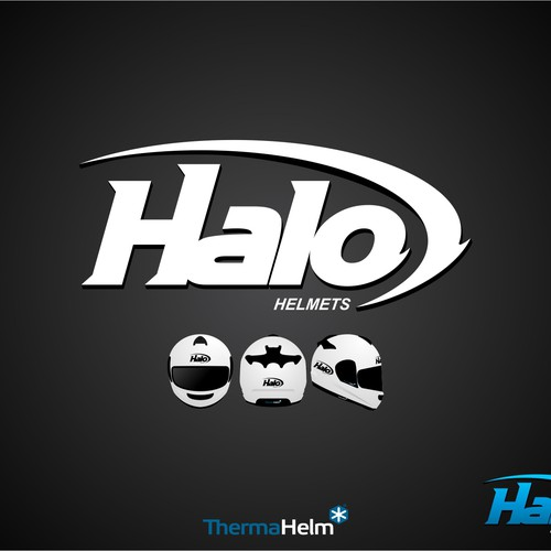 Logo for Halo Helmet