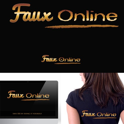 New logo wanted for Faux Online