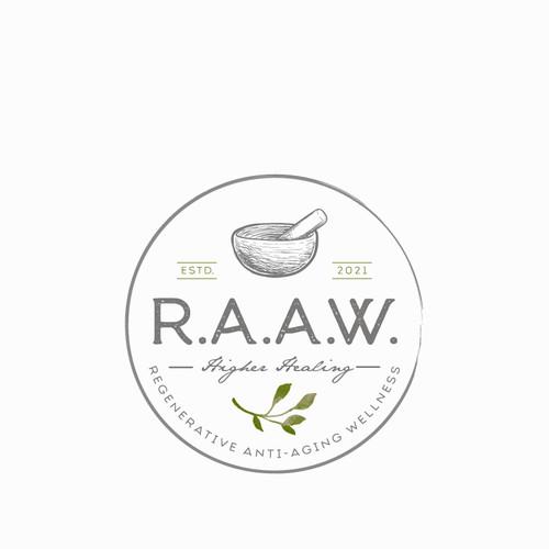 Logo Design for R.A.A.W