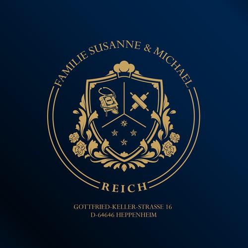 Family Crest Logo