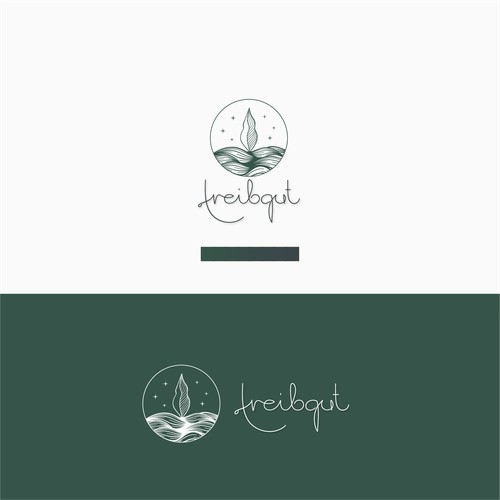 Treibgut Leaf logo