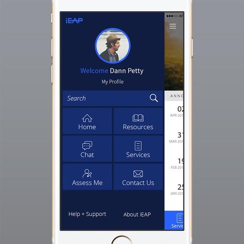 App Design for iEAP