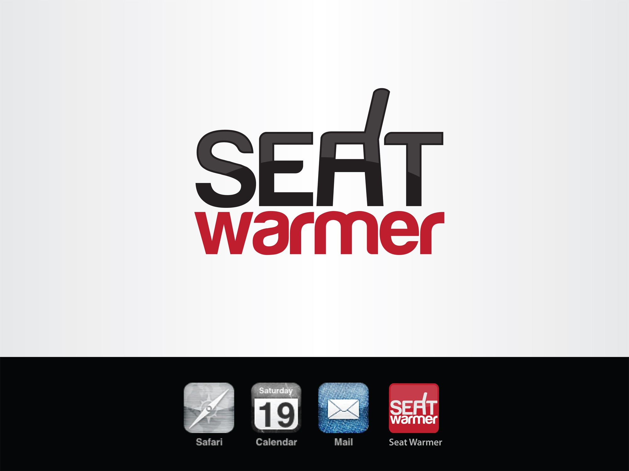 Help Seat Warmer with a new logo