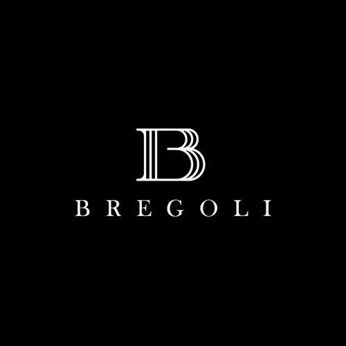 Fashion label logo